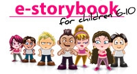 http://www.ourboox.com/books/multilingual-families-estory-book-for-children/